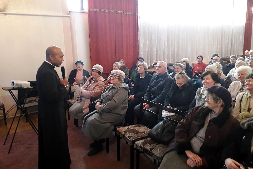 Spotkanie w Bielsku-Białej