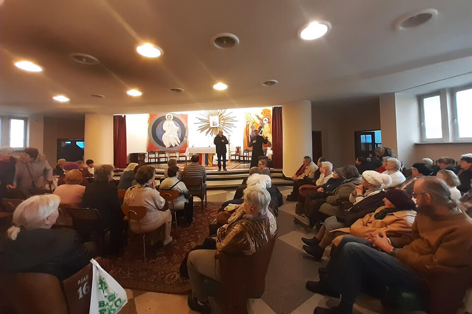 Spotkanie w Gdyni